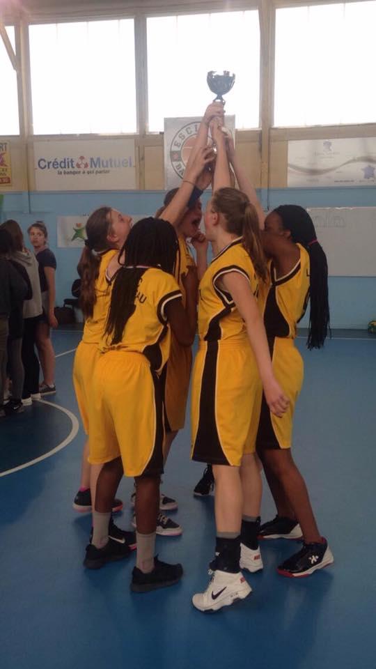 Félicitations aux filles pour cette belle victoire !