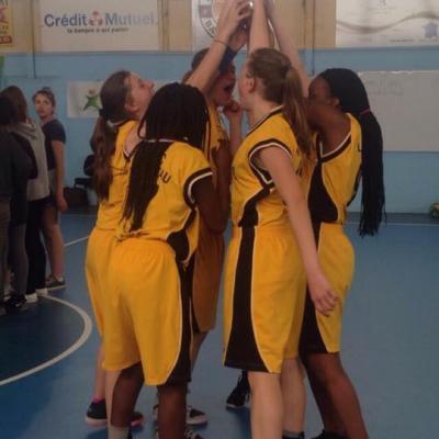 C.T.C. Minimes filles Conty-Amiens-Longueau / saison 2014-2015