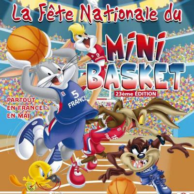 Fête Nationale du Mini-Basket 2016