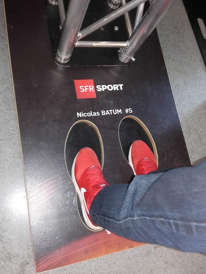 Grands pieds...