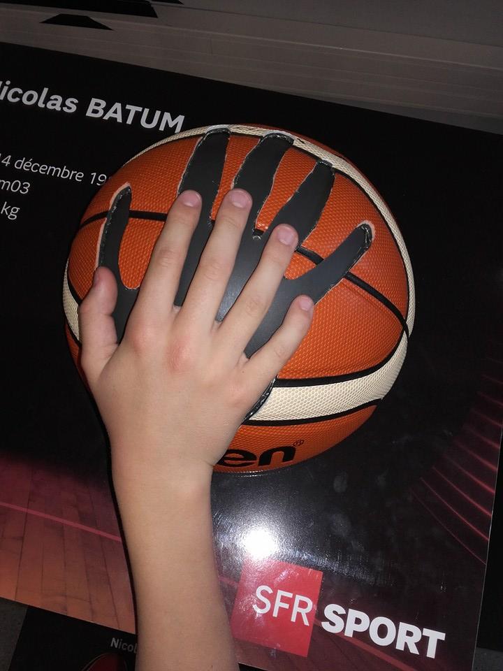 Grandes mains...