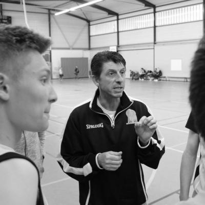 Coach Michel !