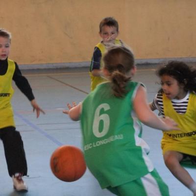 Fête du Mini-Basket / 2012