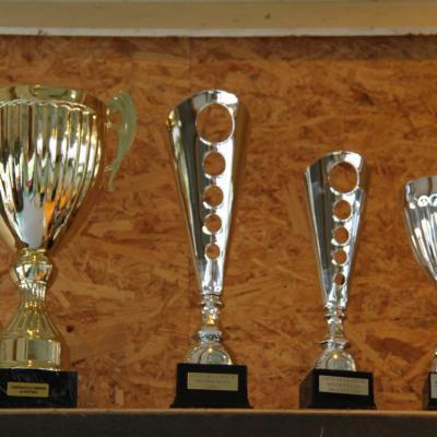 Les trophées !