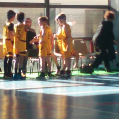 Match Poussins B.B.C.C. vs. A.S.C.