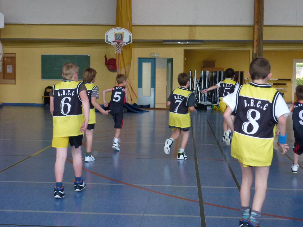 Match entre nos Poussins et ceux du club de Flixecourt.