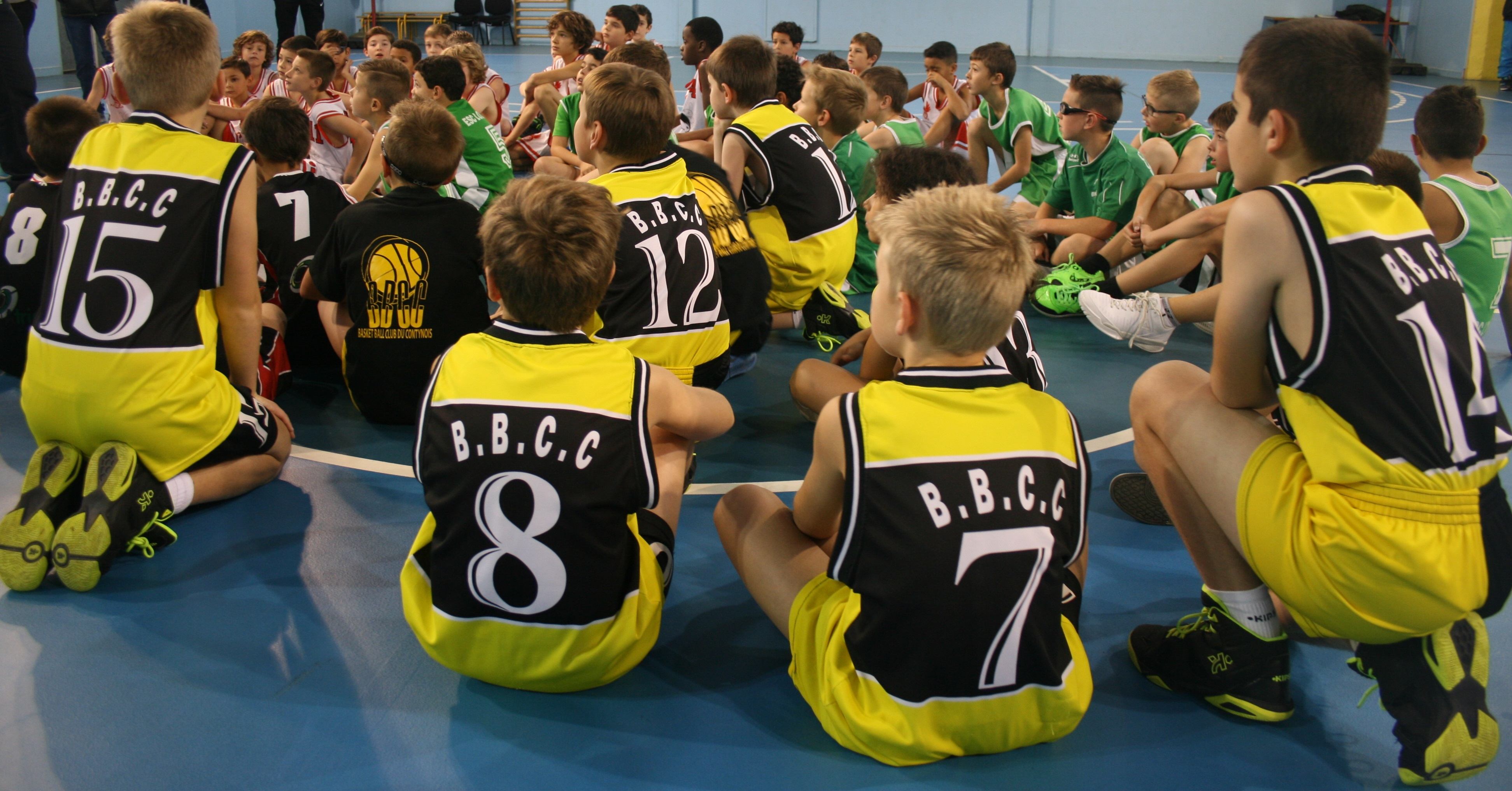 Basket-Ball Club du Contynois