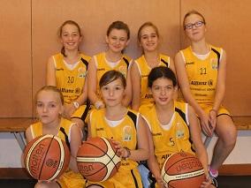 Equipe Poussines/Benjamines - 2012