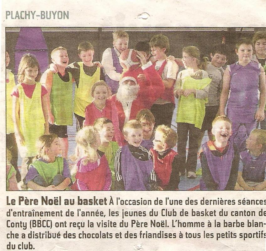 Article Courrier Picard - décembre 2012