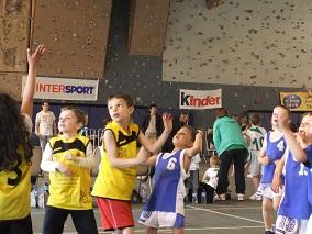 Fête du Mini-Basket / 2013